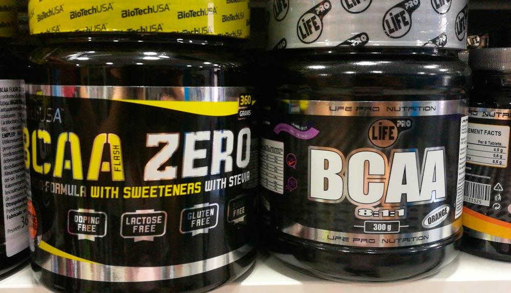 aminoacidos aumentar musculo bcaa