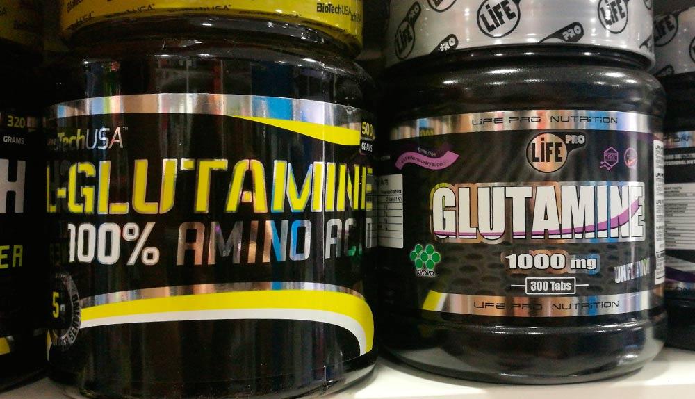 aminoacido glutamina