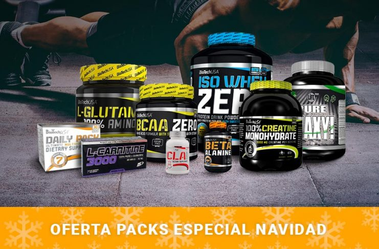 pack navidad fit market